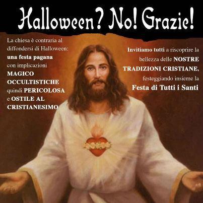 Perche Non Festeggiare Halloween.Ragazzi Non Fate Gli Zucconi Non Festeggiate Halloween