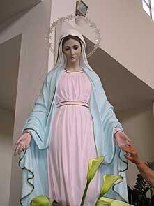 Madonna di Tihaljina, a 20 km da Medjugorje
