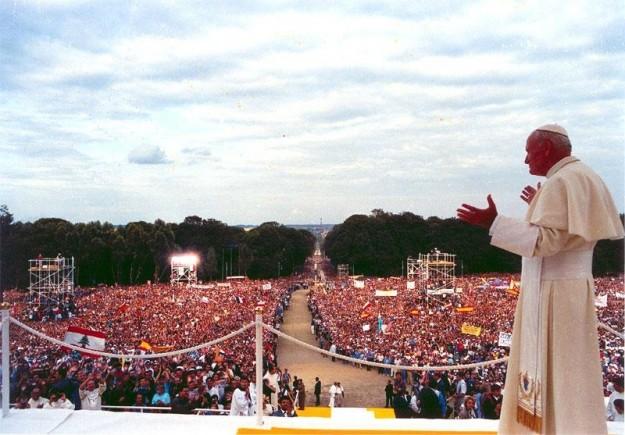 Papa-Wojtila-Giornata-mondiale-della-gioventù