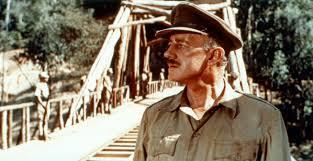 """Scena tratta dal film """"Il ponte sul fiume Kwai"""""""